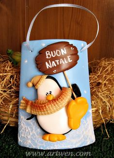 Teja pinguino by ArtWen, via Flickr