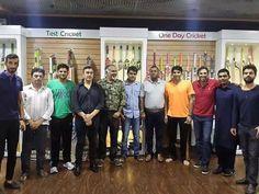 Pakistan Cricket Team Had An Iftar Party !!