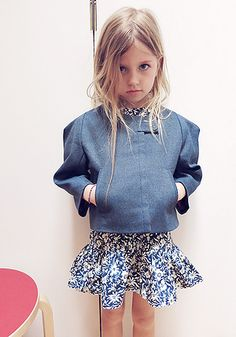 Contemporary children's fashion tradeshow | brands | Emil+Jojo SS16