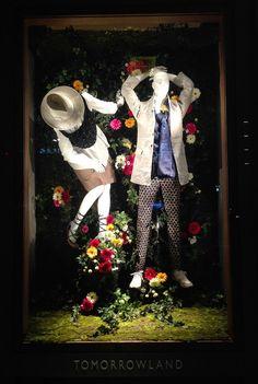 "TOMORROWLAND,Shibuya, Japan, ""Spring Has Come Early At Tomorrowland"", pinned by Ton van der Veer"