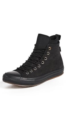 CONVERSE CHUCK TAYLOR WATERPROOF BOOTS. #converse #shoes #