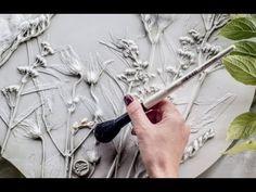 """тизер """"Основы Ботанического Барельефа"""" - YouTube"""