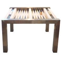 Pace Backgammon Table Set By Mariani