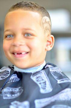 Sweet smile #fresh haircut #royalbarberscode