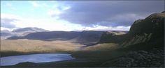 Lacs à l'ouest de l'embouchure de la rivière Studer - Kerguelen (kerguelen-voyages.com)