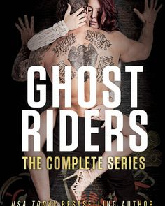 Happy Release day Alexa Riley  #NewRelease #GhostRiders #AlexaRiley #ReadyToRide  Amazon US : http://amzn.to/2fo9DEt Amazon UK : http://amzn.to/2fqCcEk Amazon CA : http://amzn.to/2g2MKYL Amazon AU : http://amzn.to/2fqGo7m  Blurb:  Welcome to the Ghost Riders Motorcycle Clubwhere youll find happily ever afters no cheating and sugary-sweet alphas that love to get on their knees. This gritty series is one of our favorites and includes some of the best Alexa Riley characters ever!  This bundle…