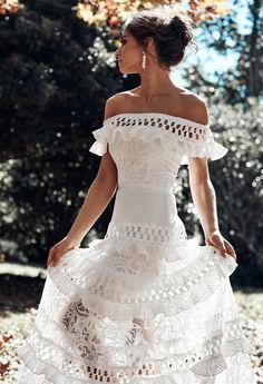 Bridal boho dress grace loves lace ideas for 2019 Grace Loves Lace, Wedding Dress Organza, Bridal Gowns, Wedding Gowns, Wedding Outfits, Bridal Collection, Dress Collection, Icon Collection, Spring Collection