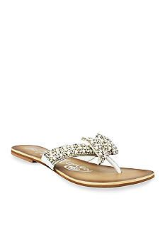 4fcc53e75bf889 Naughty Monkey Charmer Sandal Flat Sandals