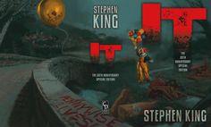 <p>It, Stephen King. Edición 25 Aniversario.</p>