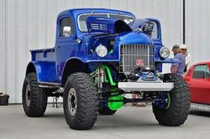 Dodge  Power Wagon 4X4