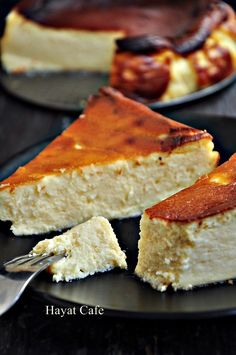 san-sebastian-cheesecake for boys San Sebastian Cheesecake Tarifi - Hayat Cafe Kolay Yemek Tarifleri Easy Cheesecake Recipes, Dessert Recipes, Pancake Recipes, Cheesecake Desserts, Perfect Pancake Recipe, Cafe Food, Summer Desserts, Queso, Cooking Recipes