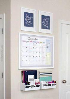 Ideas para organizar mejor tu hogar