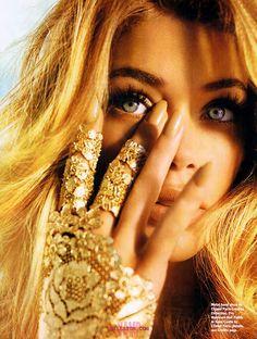 Jewelry, Gold Goddess Photoshoot