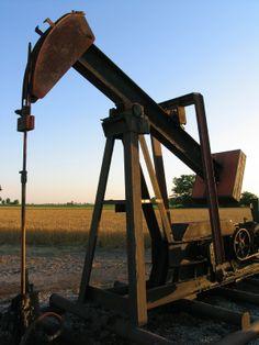 Nigeria Crude Oil Production Chart