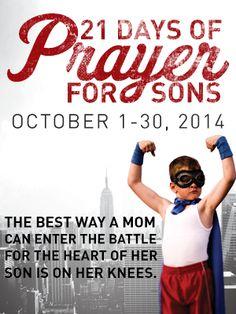 21dAYS OF PRAYER