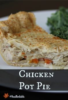 Recipe: Chicken Pot