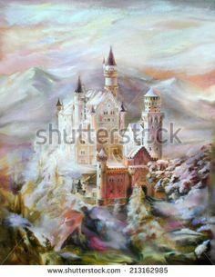 Fantasy Castle Stock Photos, Fantasy Castle Stock Photography, Fantasy Castle Stock Images : Shutterstock.com