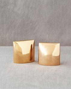 Salt and Pepper Shakers-Fashionable Registry Finds | Martha Stewart Weddings