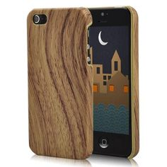 Deep and Retro Wood Design Skin Hard Case For iPhone 5 Iphone Cover, Iphone 4 Cases, Iphone 3, Iphone Charger, Best Iphone, Apple Iphone 5, 4s Cases, Cheap Iphones, Little Presents
