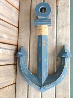 $22 anchor nautical home decor
