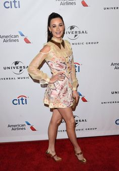 Pin for Later: Les Stars Ont Gardé Leurs Meilleures Tenues Pour l'After Party des Grammy Awards Kacey Musgraves