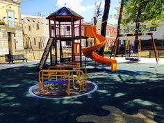 Parco giochi senza barriere