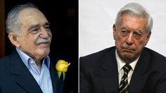 Mario Vargas Llosa: el día en que lo confundieron con Gabo Mario Varga Llosa, Mario Vargas, Gabriel Garcia, Breast, Suit Jacket, Fashion, Gabriel Garcia Marquez, Moda, Fasion