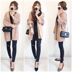 Best Over 50 plus Women's Fashion Ideas - Fashion Trends Zara Fashion, Boho Fashion, Fashion Outfits, Fashion Fall, Fashion Top, Japanese Outfits, Japanese Fashion, Fashion Over 50 Blog, Blazer Outfits For Women