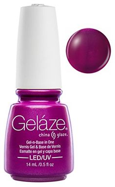China Glaze Gelaze Nail Polish Better Not Pout 05 Fluid Ounce -- Visit the image link more details. Note:It is affiliate link to Amazon.
