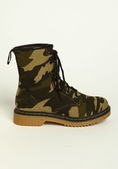 Camouflage Boots, CAMOUFLAGE, large