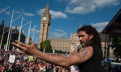 Tens of thousands march in London against coalition's austerity measures