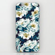 Mount Cook Lily (Night) iPhone & iPod Skin