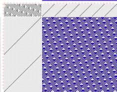 draft image: Page 163, Figure 04, Atlas D'Armures Textiles, B. Fressinet, 16S, 48T