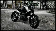 Ktm duke by gentlemenmotorbike