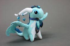 MADE TO ORDER Soft toy dragon fantasy plush от UniversesSwirls