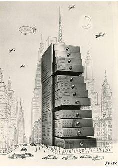 saul steinberg furniture - Google Search