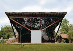 Casa de Vidro - Brasília, Brasil Gilson Paranhos