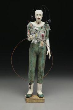 Artist Nancy Kubale