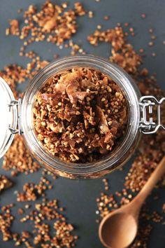 Coconut Buckwheat Gr
