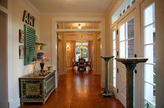 farmhouse entry by Alison Kandler Interior Design SO MANY BEAUTIFUL PICS/IDEAS MY DREAM INTERIORS.......