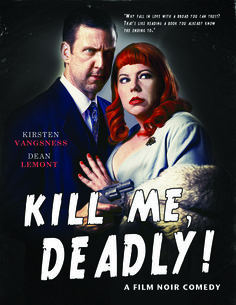 Kill Me, Deadly! film poster
