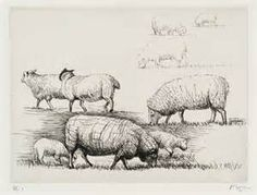 henry moore sheep - Bing Images