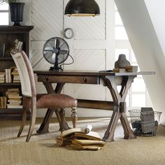 Have to have it. Hooker Furniture Willow Bend Writing Desk - $1258 @hayneedle