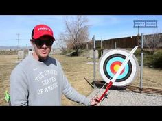 Learn Archery with Jake Kaminski...this is the best video I've found for beginner archery