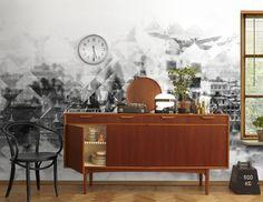 Wallpaper - Chrystal Clear    www.mrperswall.se  www.mrperswall.com