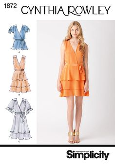 http://www.create-enjoy.com/2013/11/easy-sewing-nursing-dress-patterns.html