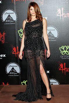 """gemmaartertonedit: """"'Hansel & Gretel: Witch Hunters' Premiere in Mexico (2013) """""""