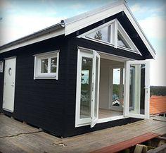 Attefallhuset.se är en tillverkare av attefallshus, nyckelfärdiga attefallshus, byggsats och stomresta Attefallshus.