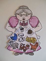 there was an old lady who swallowed a clover free printables - Google Search