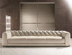 Milton by Longhi   Lounge sofas